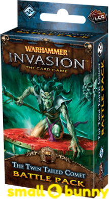 Купити Настільна гра Warhammer: Invasion LCG: The Twin Tailed Comet Battle Pack в Києві